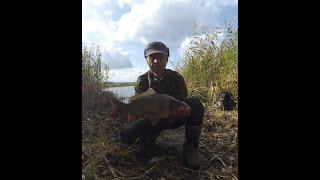 Рыбалка на Киевском водохранилище Рыбалка на фидер Плотвы Карпа и Подлещика