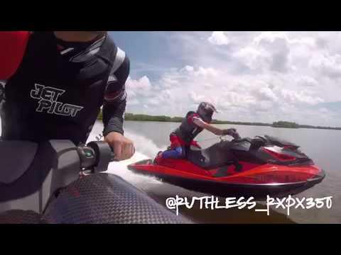 Yamaha fzr vs Seadoo Rxpx300