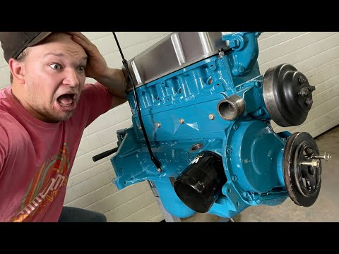 Boosted Mercruiser 140 FINALE! - Final Assembly and Paint (3.0L Boat Engine Swapped Chevy S10)
