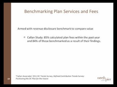 North Pier Fiduciary Management - Understanding the Differences Among 401k Recordkeepers