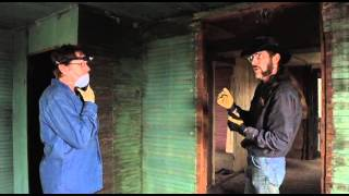 Tiny Texas Houses Salvage Mining Tutorials: Windows/Doors/Interior Skin Removal