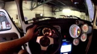 Aln1001 Fusca Baja Turbo - Detalhes - Espirra Muito - Chique - Choque Total