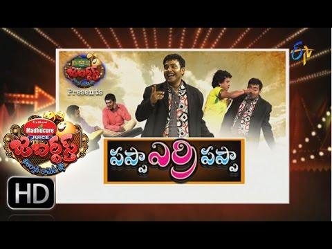 Jabardasth -  12th November 2015 - జబర్దస్త్ – Full Episode