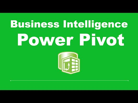 Data Mining Perú -  Business Intelligence Con Power Pivot