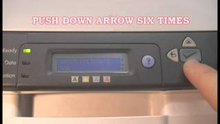 Calibration for the HP 3600 Color LaserJet Printer