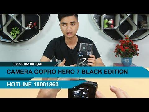 Hướng Dẫn Sử Dụng Và Cách Livestream Bằng Gopro Hero 7 Black