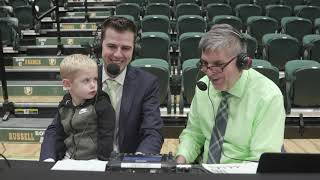 MBB | USF vs Bakersfield Post Game Interview