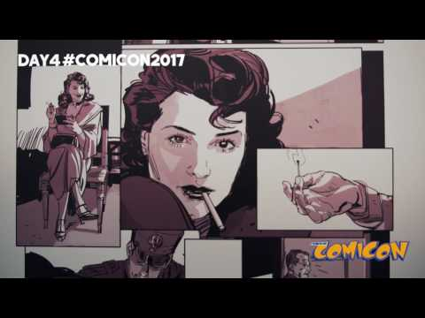 Napoli Comicon 2017 DAY 4