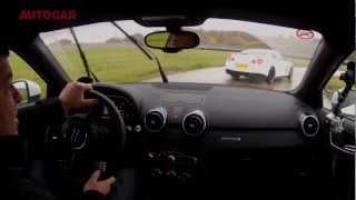 Audi A1 Quattro 2013 Videos