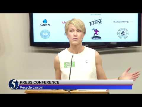 News Conference: Recycling