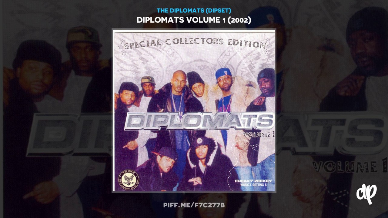 Dipset -  Come Home With Me (Feat. Jim Jones & Juelz Santana) Diplomats Volume 1 (2002)