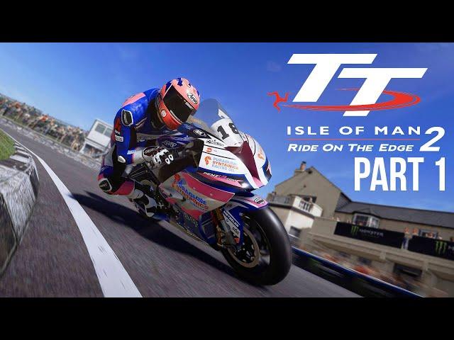 TT Isle of Man Ride on the Edge 2 (видео)
