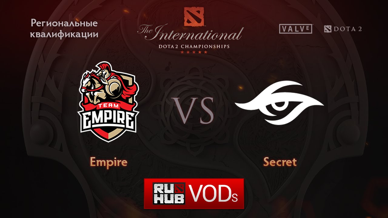 Team Secret Ti6
