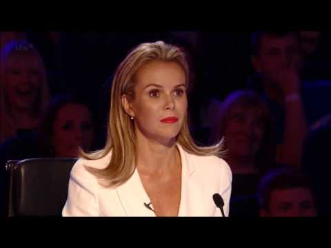 Audition of Rafi Raja from Bradford on Britains Got Talent 1080p