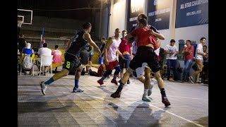 3X3 Street League Novi Sad – Round 1