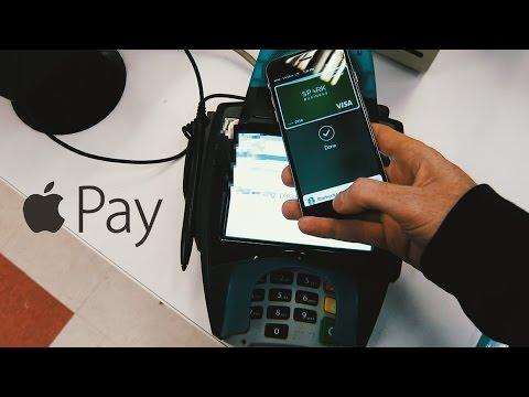 Тест Apple Pay через NFC в магазине