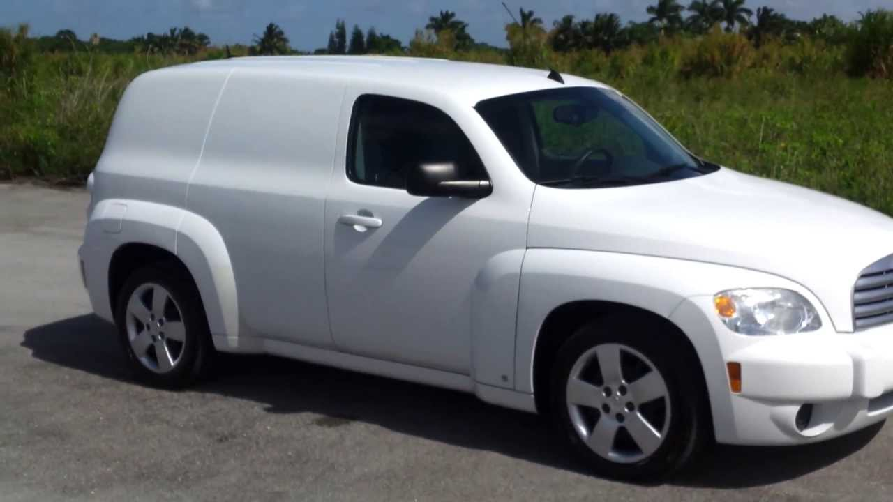 For Sale 2009 Chevrolet Hhr Panel With Rear Passenger Seating Www