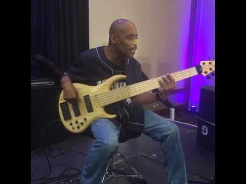 Bassist Joel Smith in practice 2016 RARE FOOTAGE PART 5!!!!