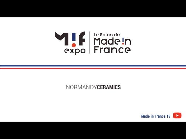 Normandy Ceramics, créations d'exception depuis 60 ans