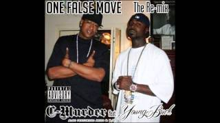 C-Murder feat. Young Buck - One False Move [The Re-Mix]
