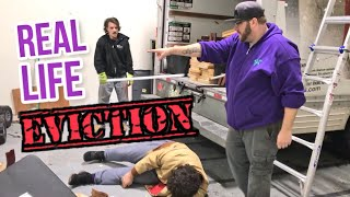 RWA Ruins GTS FOREVER - EVICTED FROM WAREHOUSE - THEY JUMPED OFF U-HAUL TRUCK