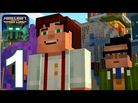 Minecraft Story Mode: Season 2 - Gameplay Walkthrough Part 1 - Episode 1 (iOS, Android)