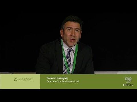 Fabricio Guariglia, fiscal de la Corte Penal Internacional