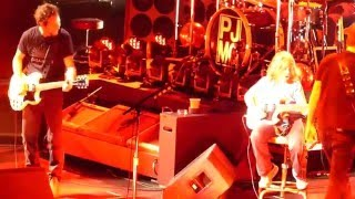 Boy, 10, jam onstage with Pearl Jam