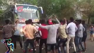 Dance on Bus Horn Sound||Dance Air Horn||Fun.com