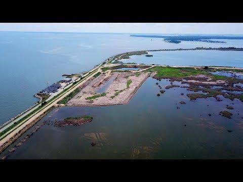 جزيرة أمريكية خاصة تجري فيها ناسا أبحاثاً لرصد التلوث المناخي - 4Tech  - 15:53-2018 / 9 / 24