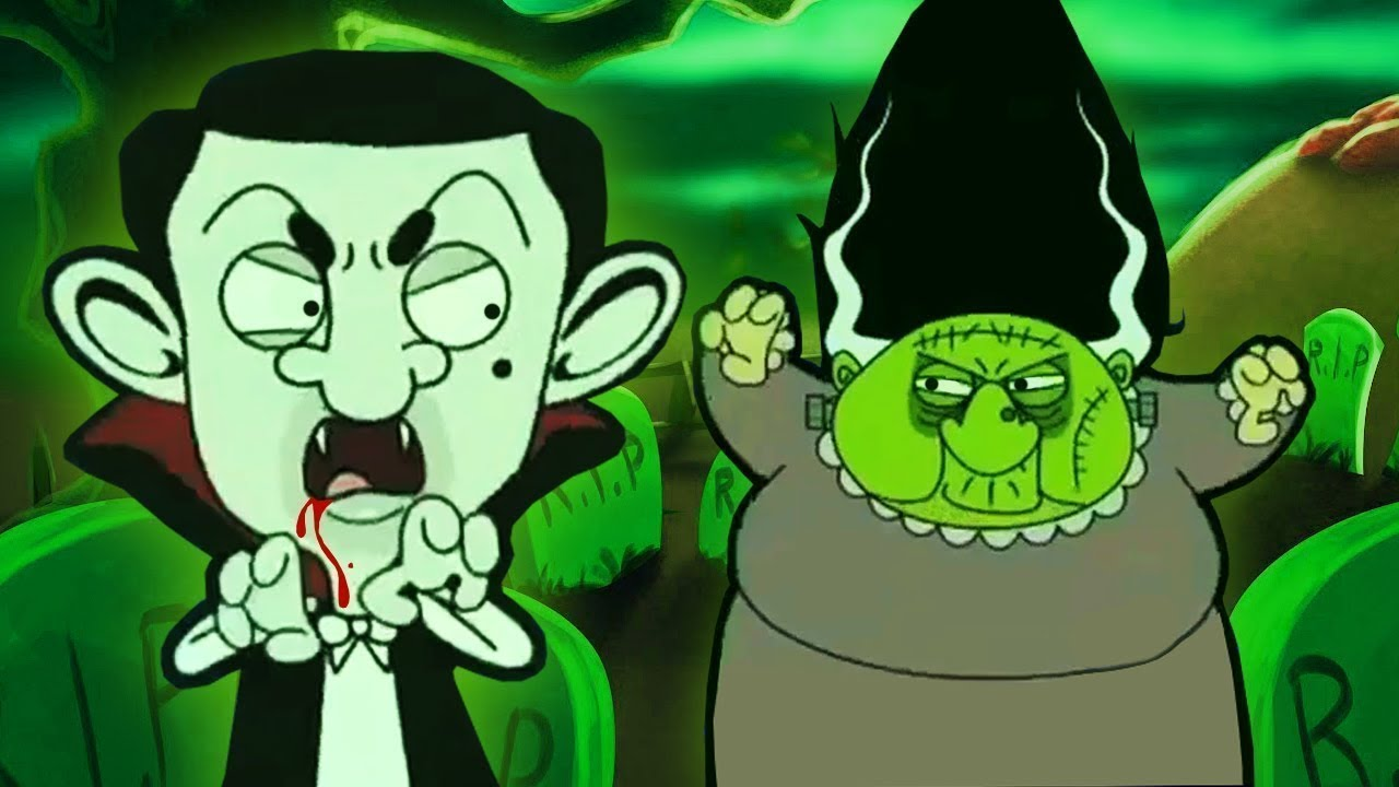 Download Mr Bean Animated Episode 46 (1/2) of 47
