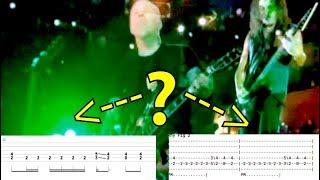 The Great Metallica RIFF DEBATE: 2-2-2-2-2-2 or 2-3-2-3-2-3?