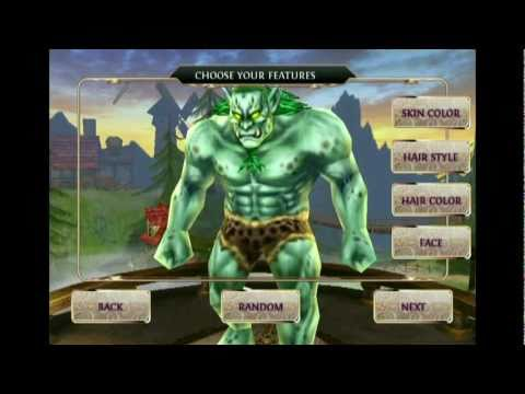 Order & Chaos MMO Review (iPad)