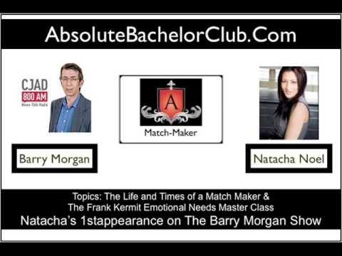 Natacha Noel on The Barry Morgan Show about Match Making