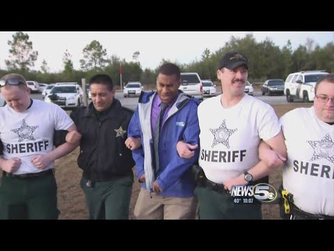 Santa Rosa County Deputies Participate in Live-Action Training