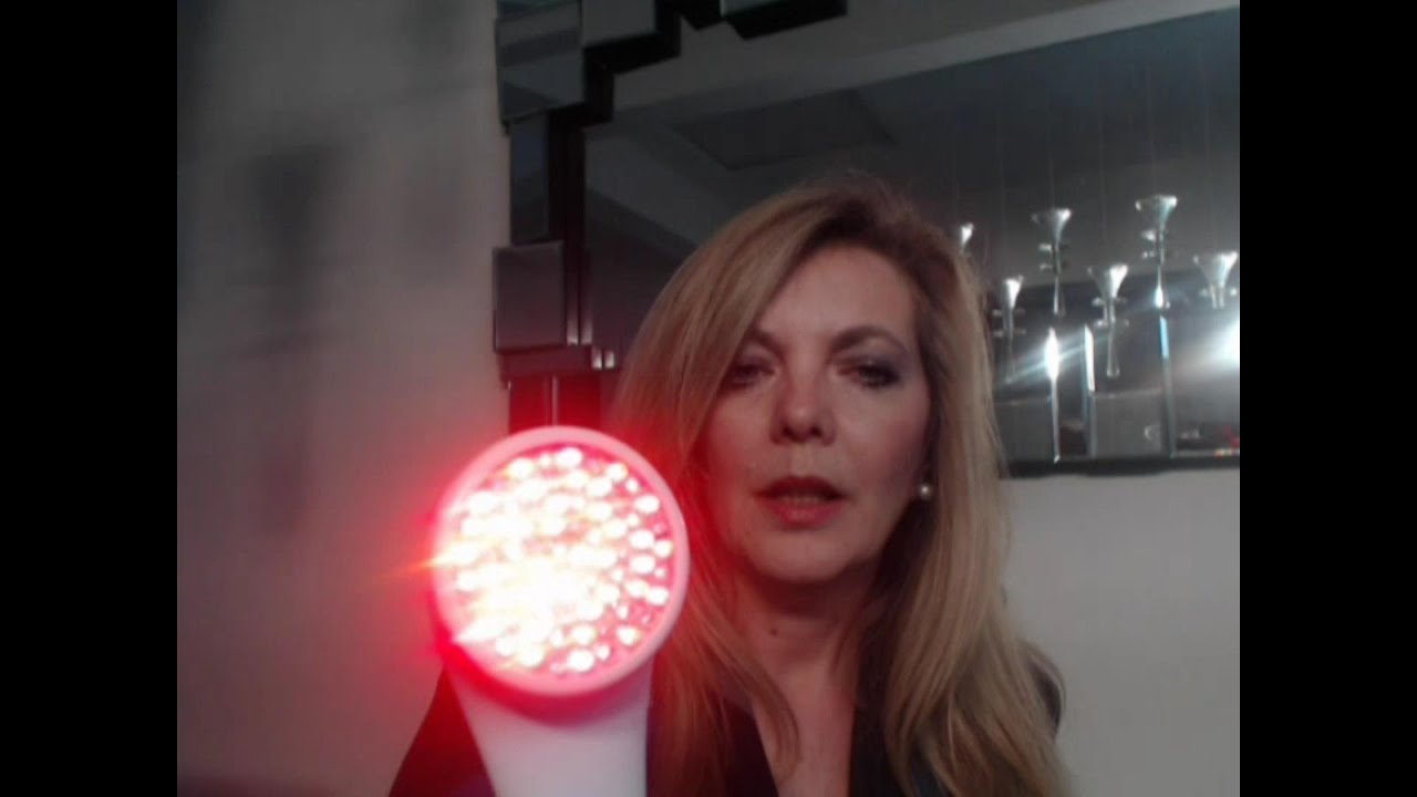 Review LightStim for Wrinkles LED Light Therapy for