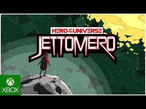 Jettomero: Hero of the Universe – Launch Trailer
