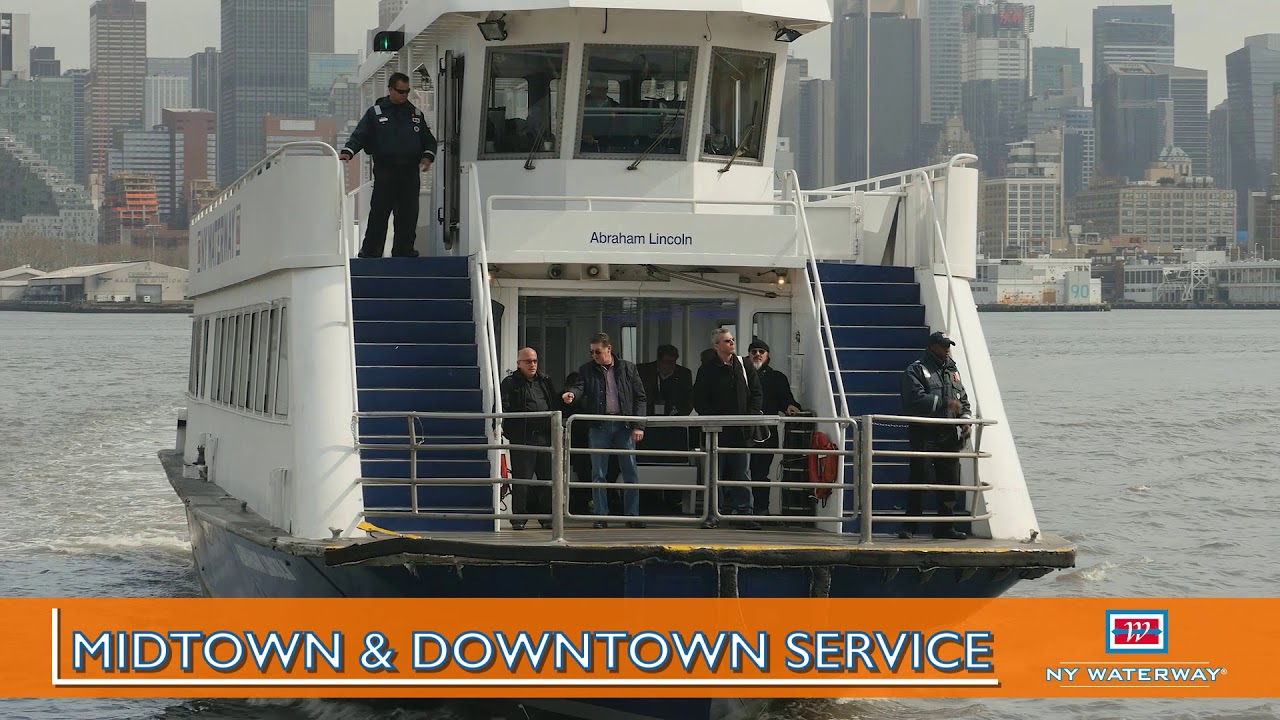 Jersey City - Take the Ferry