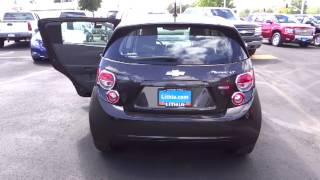 2013 Chevrolet Sonic Redding, Eureka, Red Bluff, Chico, Sacramento, CA D4201425