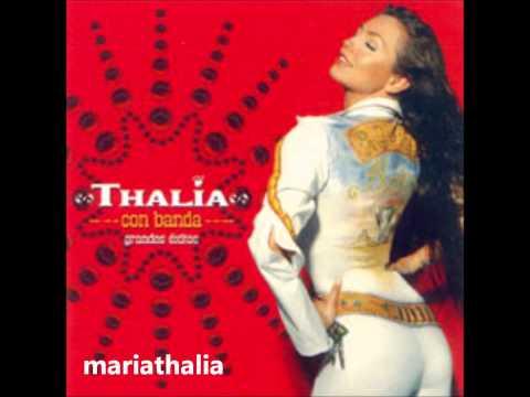 Thalia - La Revancha (Con Banda Grandes Exitos )