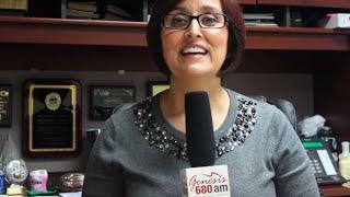 La Pastora Evelyn Chaparro, CEO y Gerente General de Génesis 680.