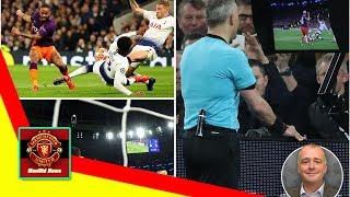 ManUtd News - Spurs stopper Lloris makes sure VAR isn't the star of the show against Man City