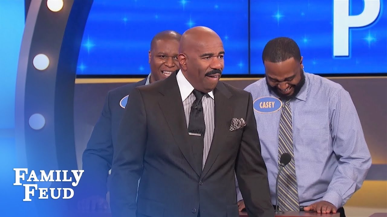 Funny moment! WHY is THIS DOCTOR asking you to get NAKED??? | Family Feud