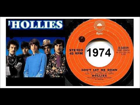 The Hollies - Don't Let Me Down 'Vinyl' mp3
