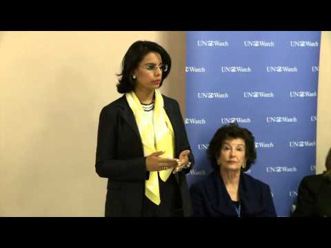 Dr Qanta Ahmed on the Situation of Women's Rights in Pakistan and Saudi Arabia