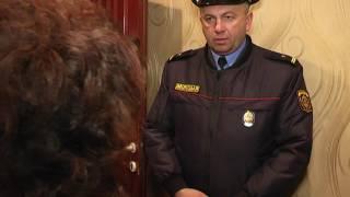 2016-11-22 г. Брест. День участковых инспекторов. Телекомпания Буг-ТВ.