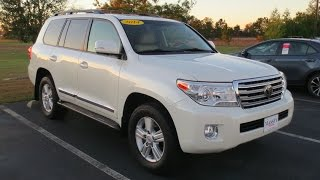 2014 Toyota Land Cruiser Full Tour & Start-up at Massey Toyota