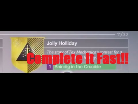 Destiny Jolly Holiday Deutsch