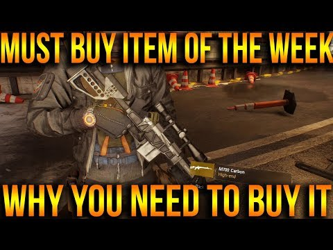 THE DIVISION | DO NOT MISS THIS ONE MUST BUY ITEM | THE PERFECT TALENTS