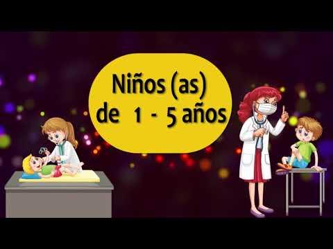 VACUNALOS CONTRA EL SARAMPION 1